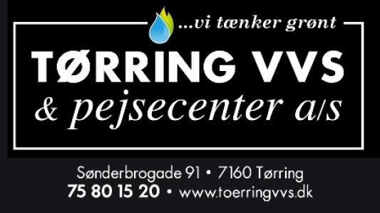 Tørring VVS & Pejsecenter