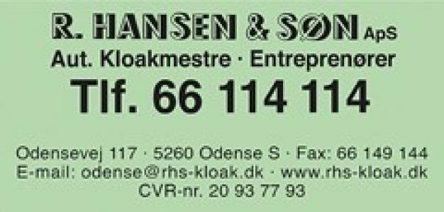 R. Hansen & Søn ApS