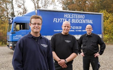 Holstebro Flytte og Budcentral ApS